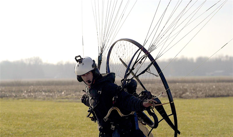 Predator Paramotor Training Ohio Paramotor Training