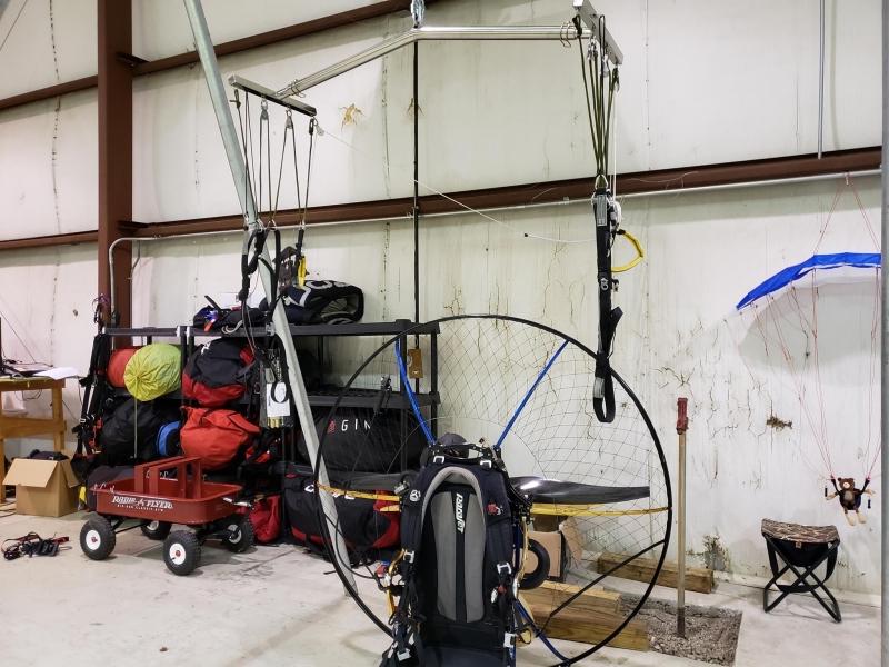 Predator Paramotor Training Ohio Paramotor Training