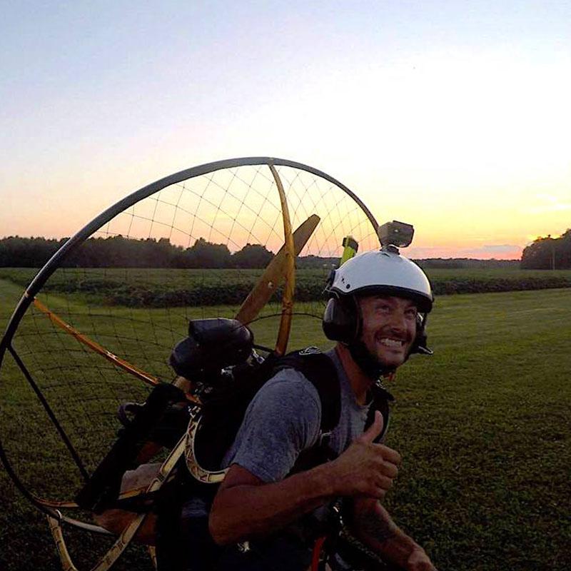 PPG Training in Ohio | Predator Paramotor Training